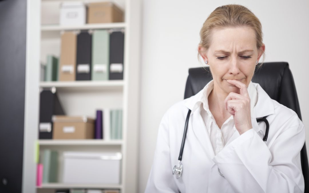 Silence Is The Enemy For Physicians With Depression